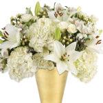 Jan - Winter White Bouquet