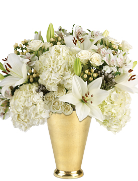 Jan - Winter White Bouquet