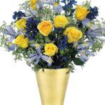 Jul - Blue Skies Bouquet