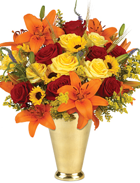 Oct - Hickory Hills Bouquet