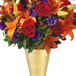 Nov - Harvest Riches Bouquet