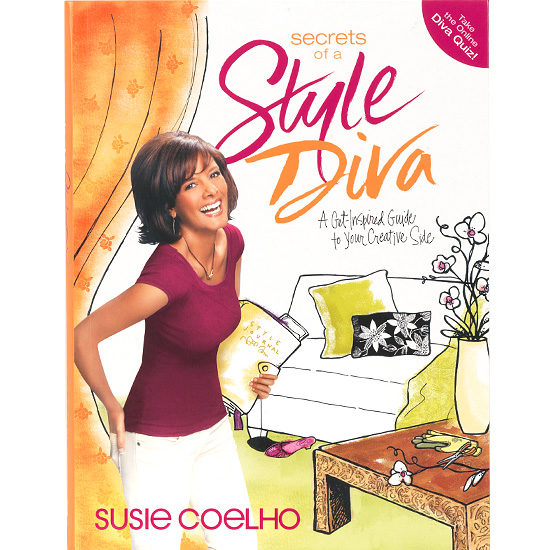 "Susie Coelho's ""Secrets of a Style Diva"" Book"