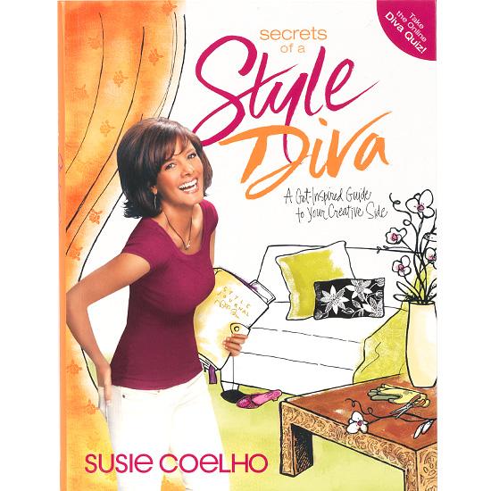 "Susie Coelho's ""Secrets of a Style Diva"" Book"
