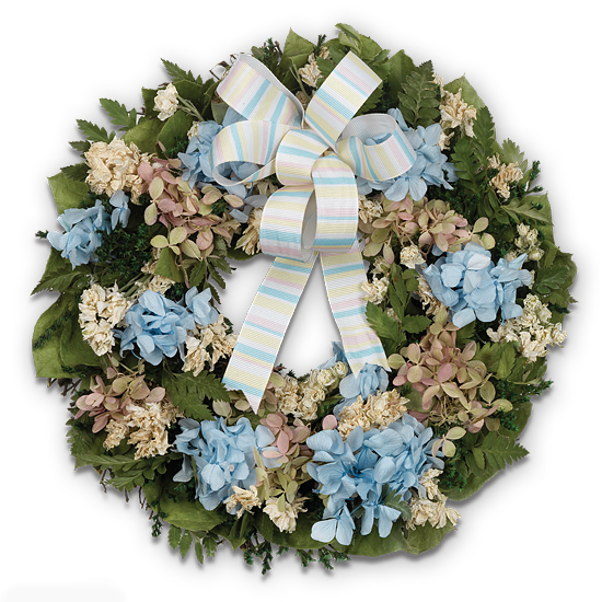 New Baby Wreath Collection