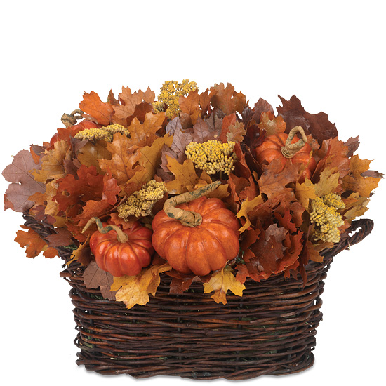 Pumpkin Harvest Centerpiece
