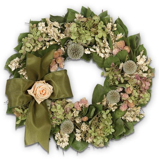 Flourish Wreaths