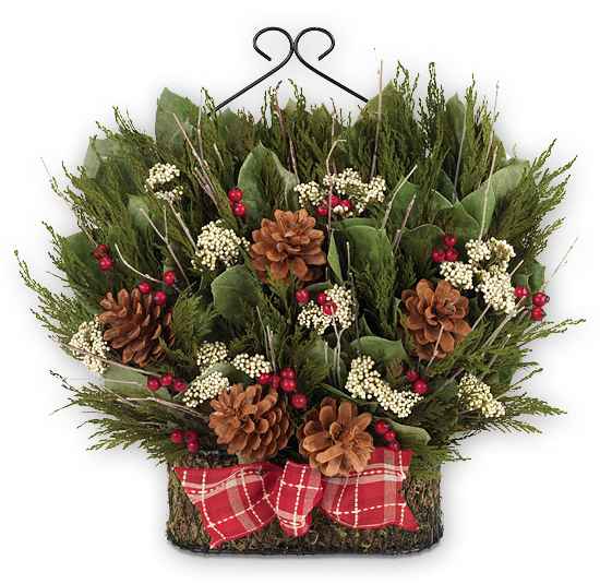 Country Cheer Basket