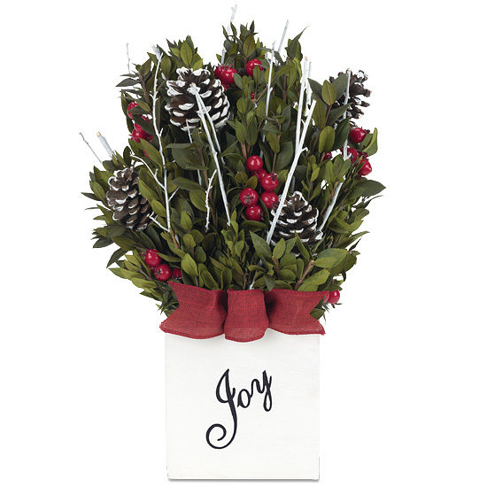 Joy Tabletop Centerpiece
