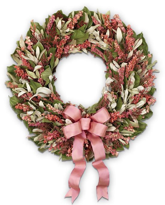 Spring Salutations Wreath
