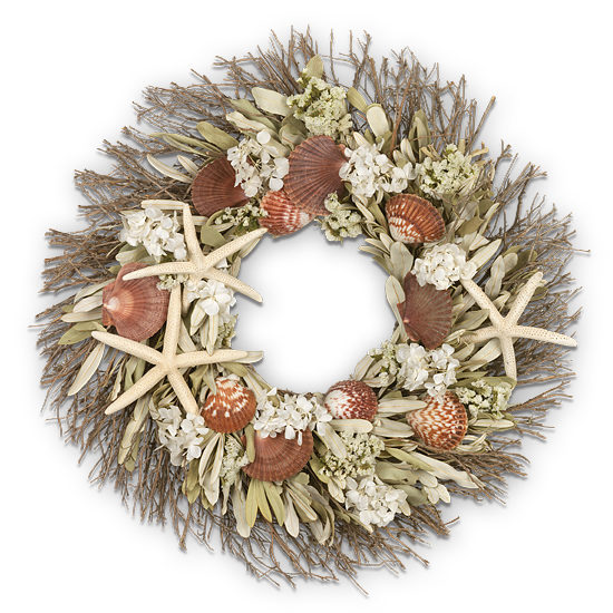 Sanibel Wreath