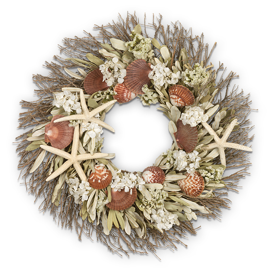 Sanibel Wreath