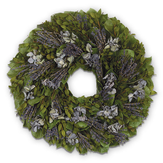 Provence Wreath