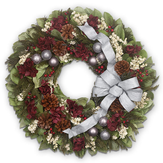 Christmas Pageant Wreath