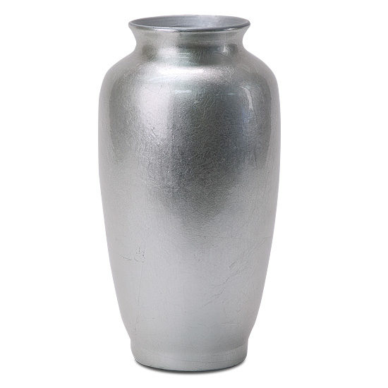 Graphite Gray Recycled Cachepot