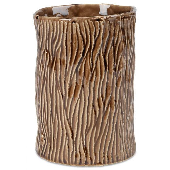 Hickory Ceramic Vase