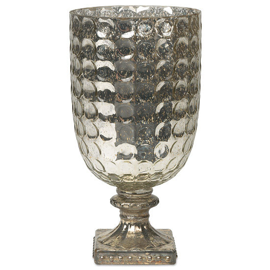 Metallic Gold Goblet Urn