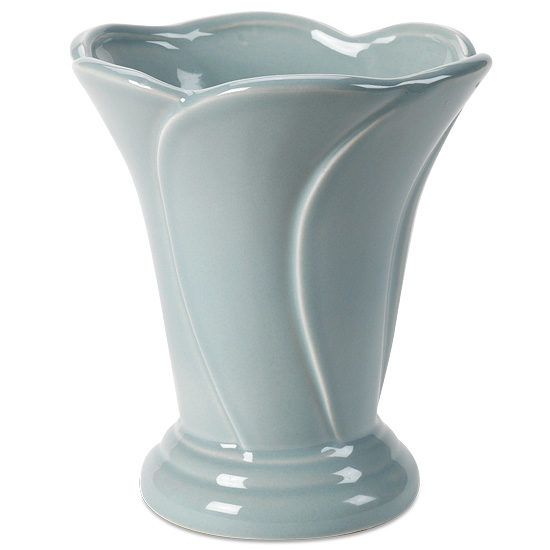 Powder Blue Vase