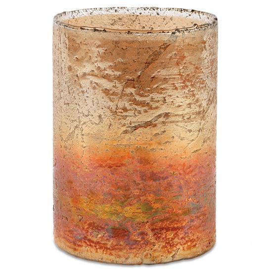 Copper Luster Vase
