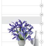 Garden Iris Bouquet