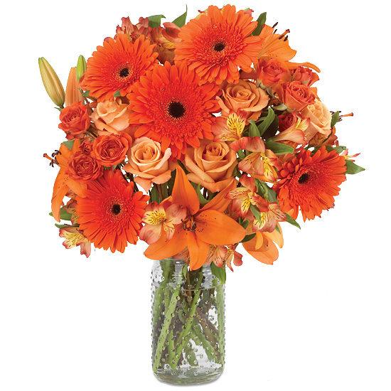 Orange Fusion Bouquet