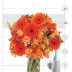 Orange Fusion Bouquet
