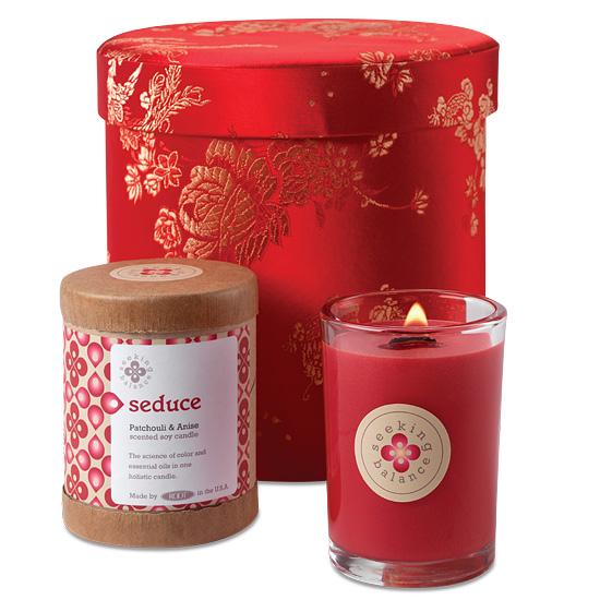 Seeking Balance Seduce Candle