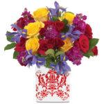 Roses & More Celebration Bouquet