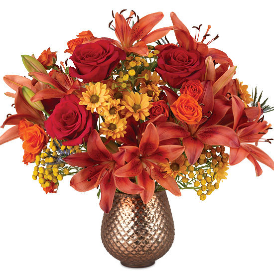 Thanksgiving Traditions Bouquet