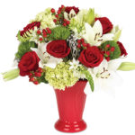 Merry & Bright Christmas Bouquet