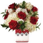Laurel Berries Bouquet