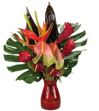 Tropic Flair Bouquet