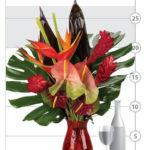Tropic Flair Bouquet