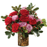 Winter Rose Bouquet
