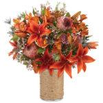 Thanksgiving Celebration Bouquet