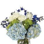 Sheffield Blue Bouquet