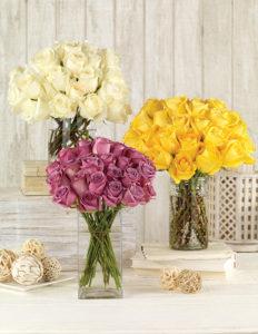 Fair Trade Rose Collection