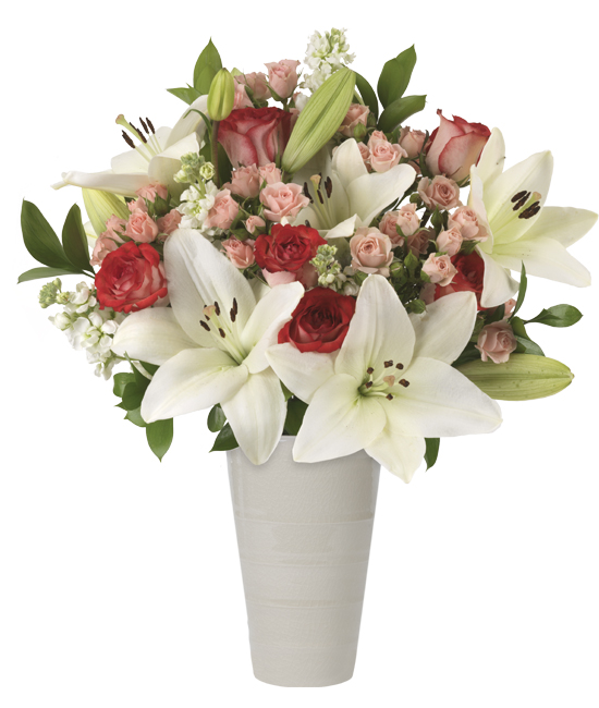 Aug - The Dakota Bouquet