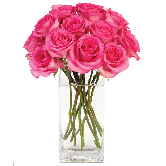 Oct - Pink Bright Roses