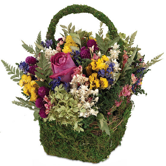 Sunday Brunch Garden Basket
