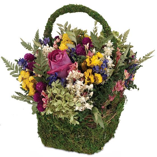 Sunday Brunch Garden Basket