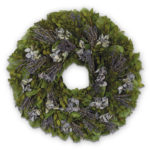 Aug - Provence Wreath