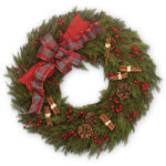 Dec - Everything Nice Holiday Wreath