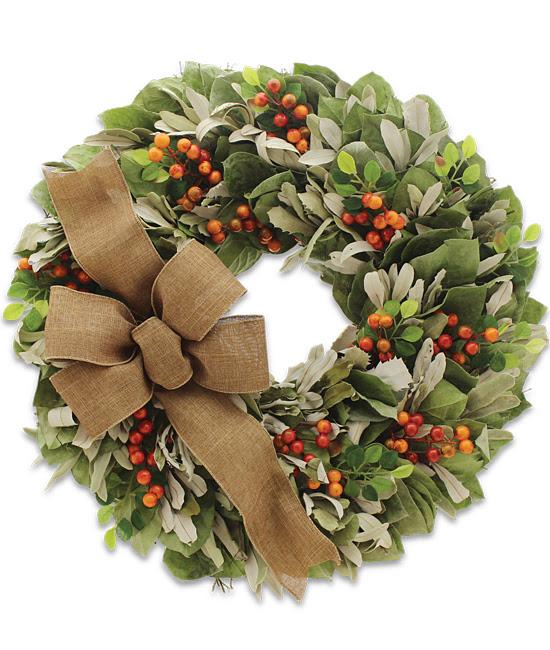 Tuscan Hillside Wreath