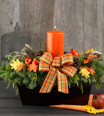 Fresh Fall Centerpiece