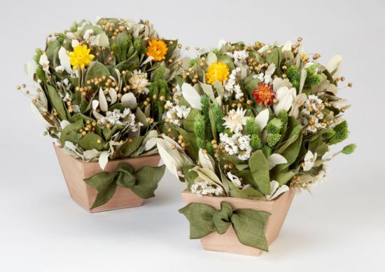 Jun - Desert Flower Centerpieces