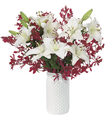 Snow Plum Bouquet