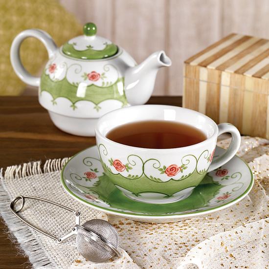 Eloise Tea for One Gift Set