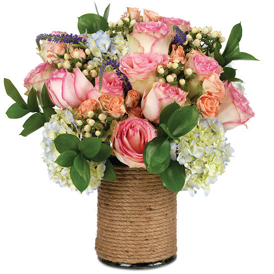 Mother's Day Melody Bouquet with vase
