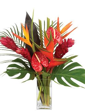 Jul - Caribbean Crosswinds Bouquet