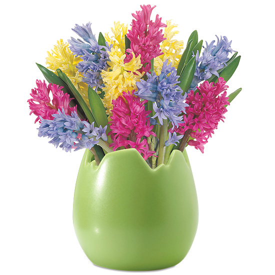 Fragrant Hyacinth Bouquet